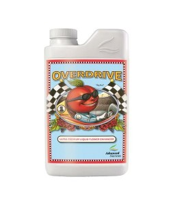 Advanced Nutrients - Overdrive - 250ML - Booster di Fioritura