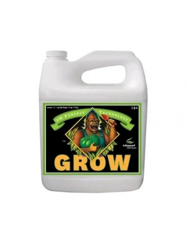 Advanced Nutrients - Grow - 5L - Ph Perfect - fertilizzante di base per la vegetativa