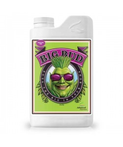 Advanced Nutrients - Big Bud - 1L - Stimolatore di Fioritura