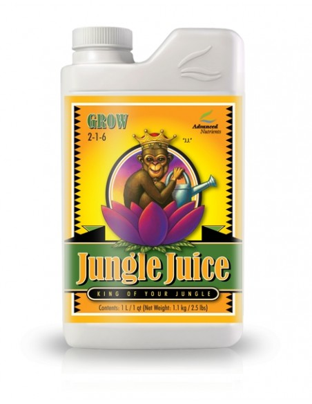 Advanced Nutrients - Jungle Juice Grow - 1L - Crescita