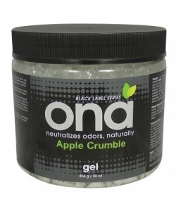 ONA - Gel Mela - Elimina Odori - 500ML - Apple Crumble