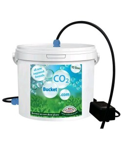 Co2 - Booster Bucket - Anidride Carbonica - 10L