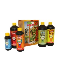 ATA Organics Box - Kit Completo Fertilizzanti Bio