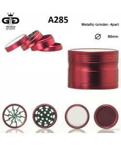 GG - Grinder Lighting - Rosso & Verde - Ø 60mm - 4 Parti