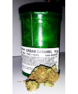 Deep Weed - Cream Caramel - 1g