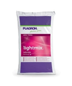 Plagron - Light Mix con Perlite - 25L